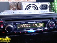 Radio cd panasonic auto 150 lei