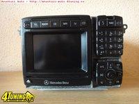 Radio Cd Player Cu Navigatei Mercedes Comand 2 5 s w class