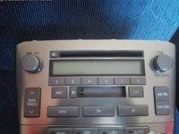 RADIO CD TOYOTA AVENSIS 2003-2008 SI CASETOFON