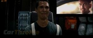 Reactia lui Matthew McConaughey la finalul filmului Fast and Furious 7