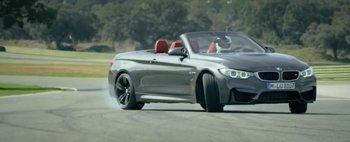 Reclama interzisa la BMW M4: de ce oare?
