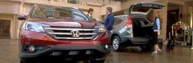 Reclama la Honda CR-V pentru Super Bowl