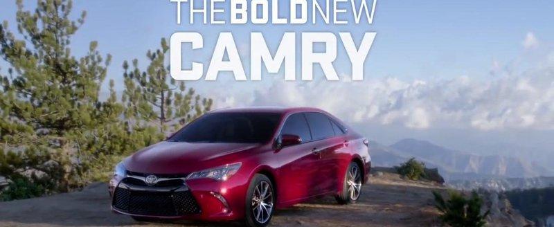 Reclama Superbowl 2015: Toyota Camry si o campioana olimpica