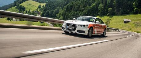 Record mondial: Masina care a traversat 14 tari cu un singur plin de carburant