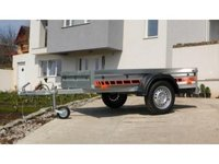 Remorca auto 750 kg Boro Eco 204x109 cm