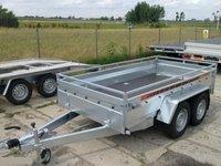 Remorca utilitara Boro Majster 2700 kg dimensiune 300x150 cm