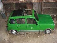 Renault 4 manual 1982