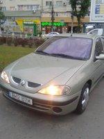 Renault Megane 1,9 dci 2001