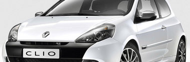 Renault sarbatoreste micul Clio: RS 20th Anniversary Edition