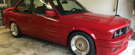 Restaurarea unui BMW E30. De la un morman de fiare cumparate cu 250$ la o frumuseste cu motor I6
