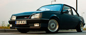 Restless Sleeper: Opel Ascona C Coupe by Radu
