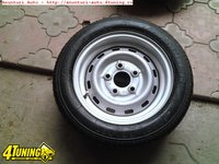 ROATA COMPLECTA 6 J ET30 5X112 GT RADIAL 195 50 R13 C