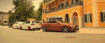 Romanii de la Worthersee Tour 2014: EvlSant0s si cele doua masini tari