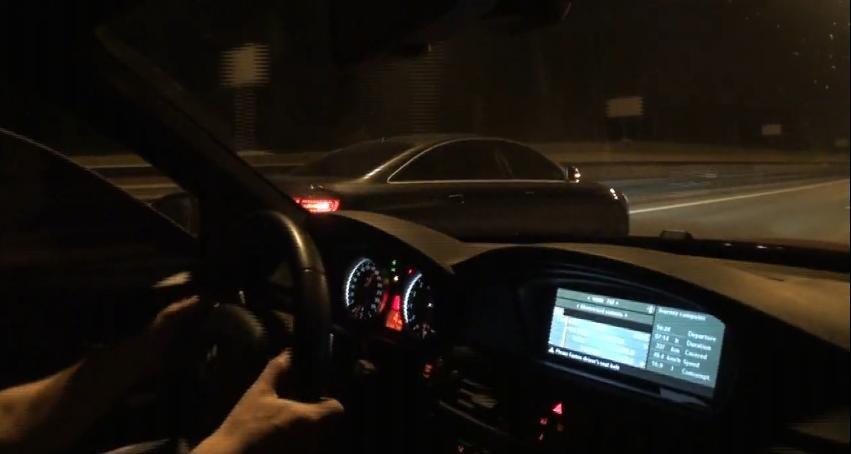 Romanii sunt mici copii: curse ilegale la 333 km/h in Rusia!