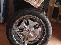 Roti Hammer sau Cadillac  22''  M+S 305/45R22 - 118V, noi