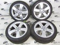 Roti iarna 18'' Originale Audi A4 8W / 8K - 225 / 45 R18 Pirelli Sotto Zero
