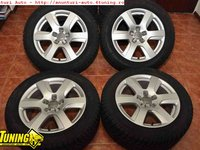 Roti Iarna Audi A6 4G Dunlop 3D 225 55 R17
