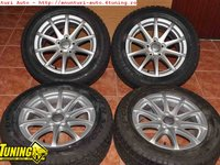 Roti Iarna originale Audi A3 A4 A6 TT Dunlop 225 55 R16