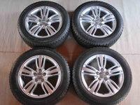ROTI IARNA ORIGINALE Audi Q3 8U Dunlop 215/60 R17