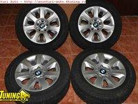 Roti Iarna originale BMW Seria 5 E60 Dunlop 225 55 R16