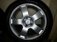 Roti Originale AUDI A3-A4-A6-A8 - plus modele S si RS !!!