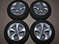 ROTI VARA ORIGINALE BMW X3 F25 X4 F26 Pirelli 245/55/R17 Style 306 Aero
