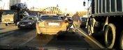 Rusii sunt experti la furat din masini. Iata un exemplu profi!