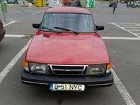 Saab 900 model motor  B201 1983