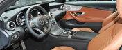 Salonul Auto de la Frankfurt 2015: Noul Mercedes C-Class Coupe, imagini reale