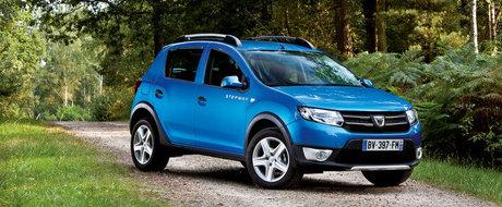 Salonul Auto de la Paris 2012: Debut pentru noile Dacia Logan, Sandero si Sandero Stepway