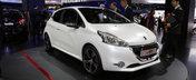 Salonul Auto de la Paris 2012: Peugeot 208 GTI ofera 200 CP, cantareste doar 1.160 kg