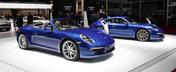 Salonul Auto de la Paris 2012: Porsche Carrera 4 promite aderenta maxima indiferent de anotimp
