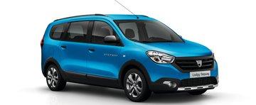 Salonul Auto de la Paris 2014: Dacia prezinta Lodgy si Dokker Stepway