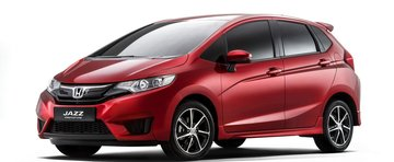 Salonul Auto de la Paris 2014: Honda prezinta noul Jazz