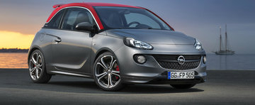Salonul Auto de la Paris 2014: Opel prezinta Adam S... Pocket-Rocket