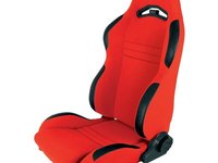 Scaun sport Simoni Racing ,model Jenson red, cod SRS/1R