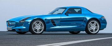 Scurta incursiune in istoria supercarului Mercedes SLS AMG