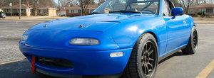 Se vinde la pachet alaturi de un motor V8. Cum arata si cat costa aceasta... Mazda MX-5