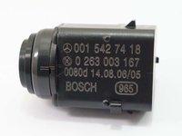 Senzori parcare Mercedes E-class 0015427418