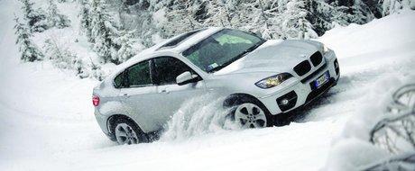Serial in prag de frig: de ce sunt bune anvelopele de iarna?