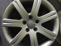 Set 4 jante aliaj OEM R17 Audi A6, VW Passat