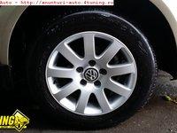 Set 4 jante VW Wellington 15 cu anvelope noi 195 65r15 vara