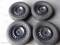 Set 4 roti  15 tolli Vw Golf 5,6,7,Passat ,Skoda2,Audi A4,A6
