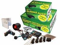 Set alarma+Inchidere centralizata