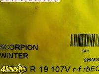 Set anvelope pt x5-x6 255/50/19-285/45/19 Pirelli runflat de iarna noi