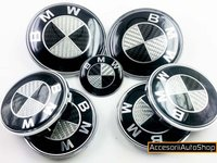Set Embleme Carbon BMW E30 E36 E46 E39 E60 E90 X5 X6 etc