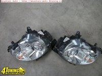 Set Faruri originale Bi Xenon Mini Cooper S 2009 R55 R56 R57 cu spalatori cu balastru impecabile