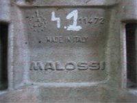 SET MOTOR MALOSSI PIAGGIO X9 GILERA RUNNER 180 200