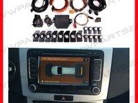 Set Senzori Parcare Park Pilot OPS Fata Spate VW Passat B6 3C B7 CC