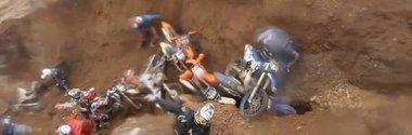 Shaorma cu de toate, varianta Motocross